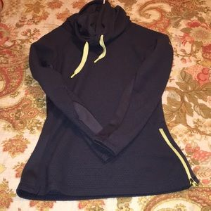 Nike Sweaters - Nike fleece/spandex high neck sweater